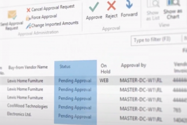 Document capture approval