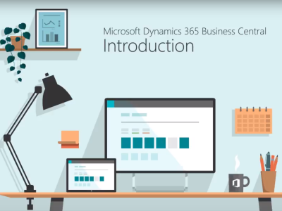Microsoft dynnamics 365 business central introductie