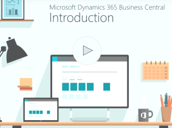 Introductie dynamics 365 business central 350x260