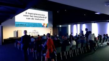 Sfeerbeeld live event astena - 8 inspiratiesessies digitaal in bouw en installatie