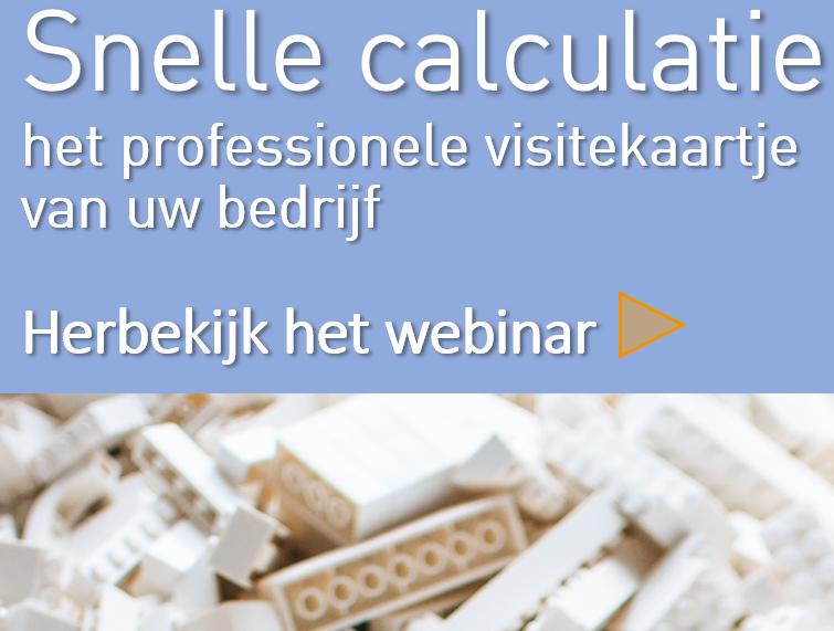 Snelle calculatie 450x340