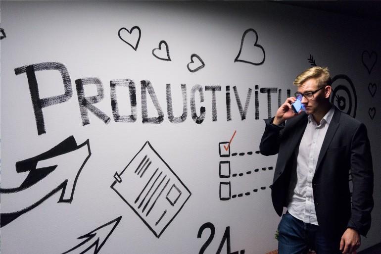 Aanpak softwareproject-productiviteit