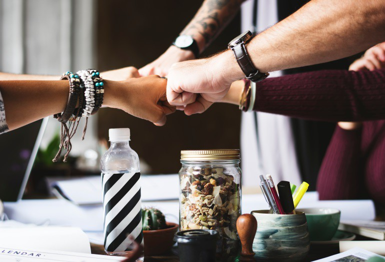 Astena erp aanpak samenwerking